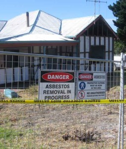 External Asbestos Removal and Full Demolition of single storey house