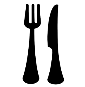 Kitchen - Knife and Fork icons