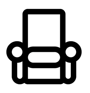 Living Room - Sofa icon